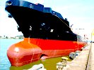 Doble hull chemical/oil tanker